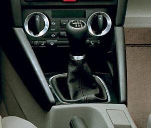Echt-Leder-gear-shift-boot-Gaiter-Huelle-Fit-Audi-A3-S3-2003-gt