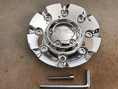 IA716CCF INCUBUS 716 JINX CHROME FWD CENTER CAP EMR0716-CAR-CAP