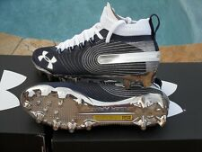 Mens Under Armour Spotlight Mc Football Lacrosse Cleats White Sz 11 5 M For Sale Online Ebay