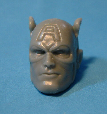 "ML007 Venom Custom Cast head use with 6/"" Marvel Legends action figures"