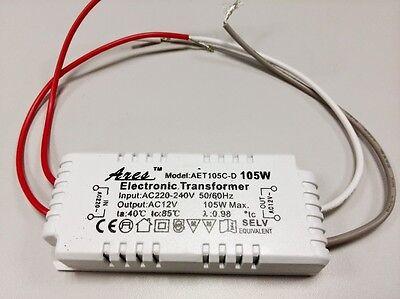 Electronic Transformer House Power Supply 20-60W 105W 220V / 12V 60W 110V / 12V