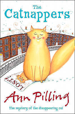 1 of 1 - Pilling, Ann, The Catnappers (The Mystery of the Disappearing Cat), Very Good Bo