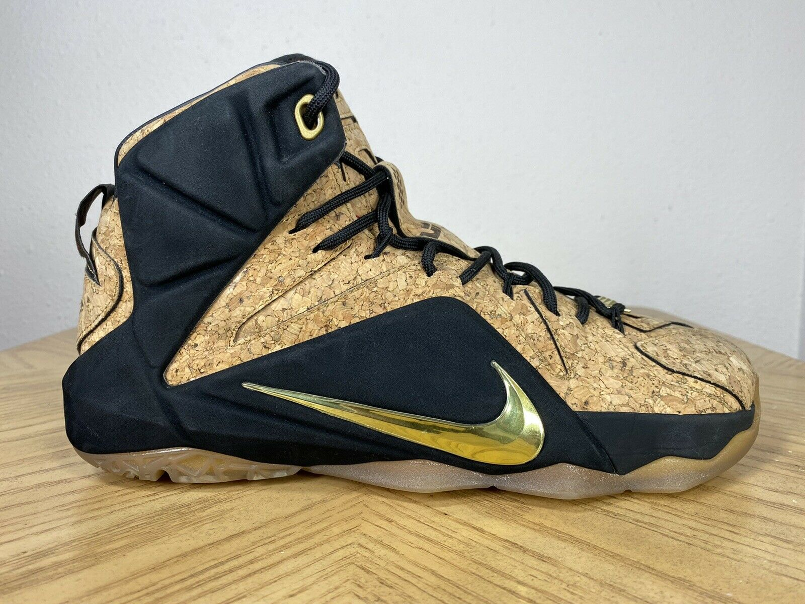 Men's Nike LeBron 12 EXT King's Cork