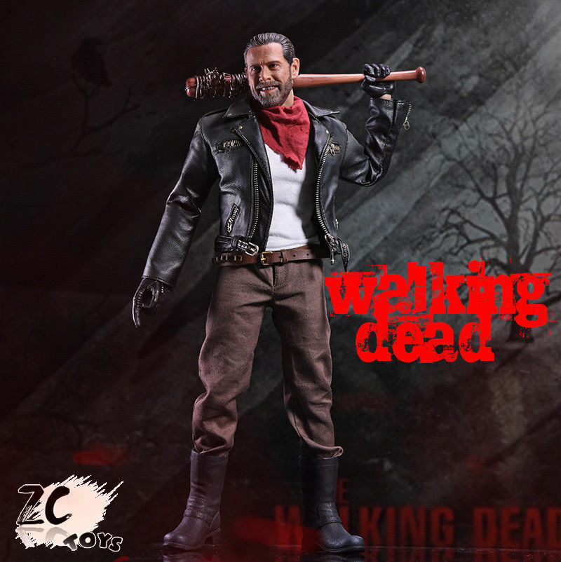ZCTOYS 1 6 The Walking Dead Set Completo Negan Figura De Acción