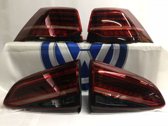 VW Golf 7 Facelift LED-Rückleuchten Nachrüstkit ab MJ 2013 !!NEU!! Inkl. Adapter