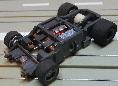 Für H0 Slotcar Racing Modellbahn 2 Motorkohlen Federn für  Flachankermotor
