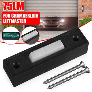 LiftMaster-75LM-Chamberlain-Craftsman-Garage-Door-Opener-Push-Button-41A4166-Bla