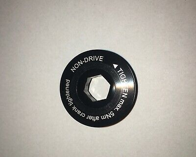 SRM Origin Powermeter Spares End Cap for SRM Origin  NON Crank Drive Side