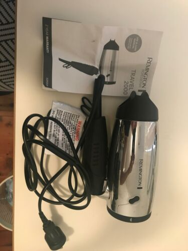 Remington Travel Hair Dryer Portable Foldable