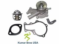 Kubota Bx2350d Bx2360 Water Pump With Return Hose & Thermostat