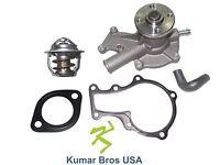 Kubota G2160/g2160-ds/g2160au Water Pump With Return Hose & Thermostat