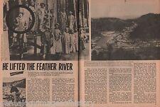 Feather River Major Frank McLaughlin*+ Edison, Mathews *, McLasughlin *, Repp,