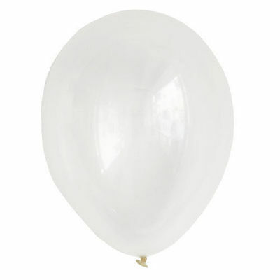 """12"""" INCH LATEX HELIUM OR AIR QUALITY BALLOONS FOR PARTY WEDDING BIRTHDAY"""