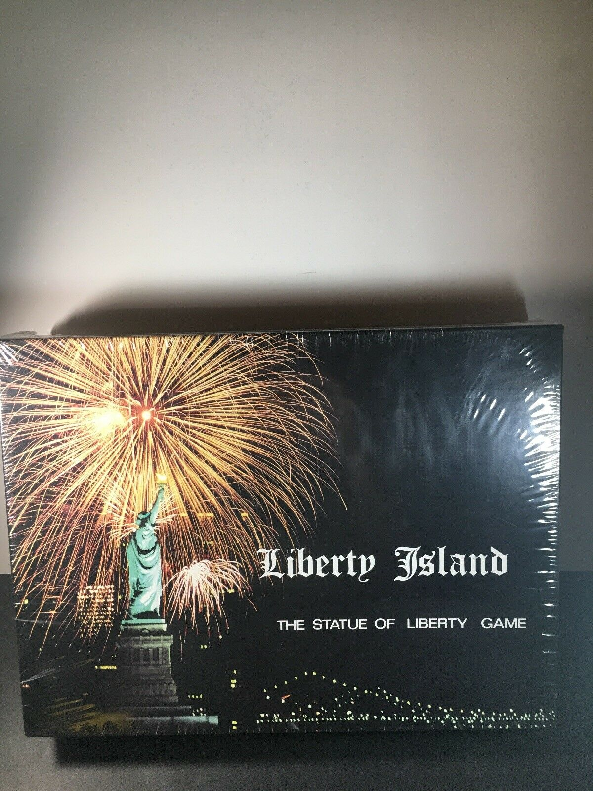Vintage K.A.P.S Liberty Island The Statue of Liberty Game 1984 - Sealed New