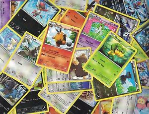 BEST-SELLER-Lot-of-40-REAL-Pokemon-Cards-Common-Uncommon-Excellent-Cond-Bulk