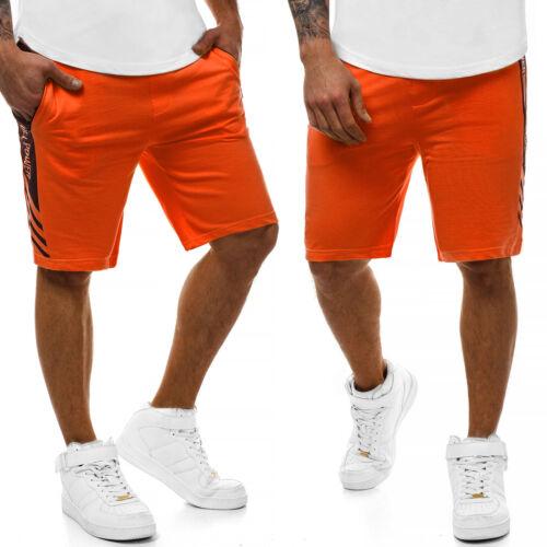 Kurzhose Shorts Hose Jogging Fitness Sportshorts Bermudas Herren OZONEE 9789 MIX