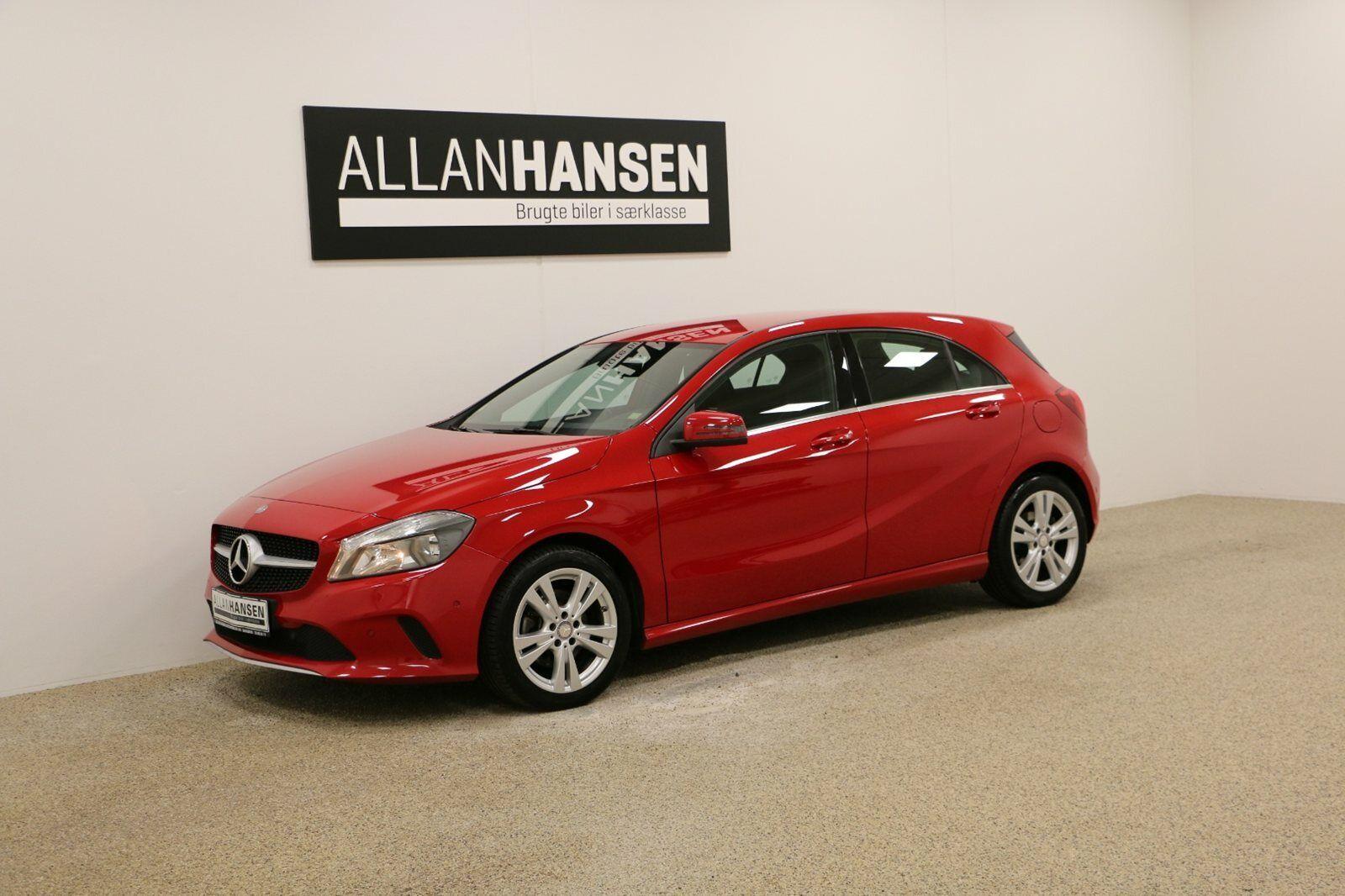 Mercedes A200 d 2,2 Urban 5d - 209.900 kr.