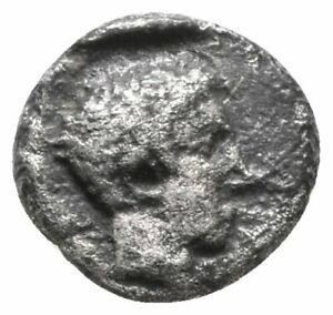 Koc-Greek-Coins-Caria-Kasolaba-410-390-BC-Hemiobol-AR-7mm-0-40g