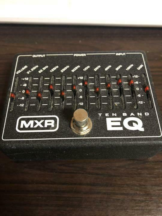 MXR EQ Guitar effector Equalizer from japan  F S