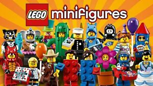 Lego-71021-Collectible-Minifigure-Series-18-Complete-17-Minifigures-New