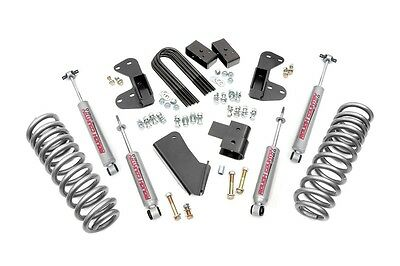 "Ford Bronco 2.5"" Suspension Lift Kit w/ Blocks 80-96 4WD"