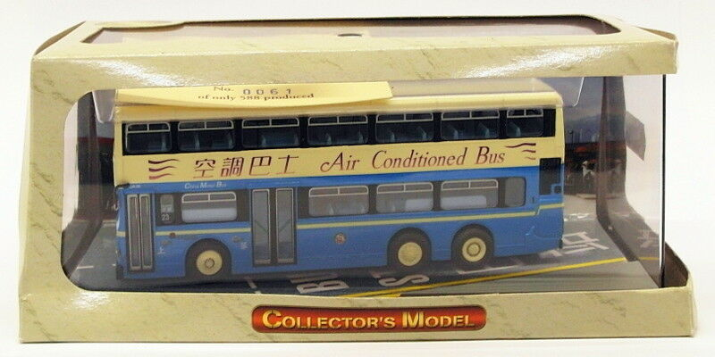 CSM Collector's Model 1 1 1 76 Scale CM-DGR002 - Dennis Condor CMB Hong Kong Bus R23 e9f9e0