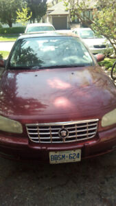 Cadillac Catera - 1999 Fully loaded, low km - Must Sell