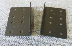 APC-870-8586A-Pair-Of-Horisontal-PDU-Heavy-Duty-Mounting-Brackets-No-Screws