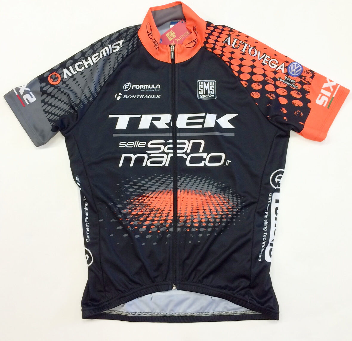 2016 Trek MTB Team Team MTB CYCLING JERSEY Made in  by Santini 3f665e