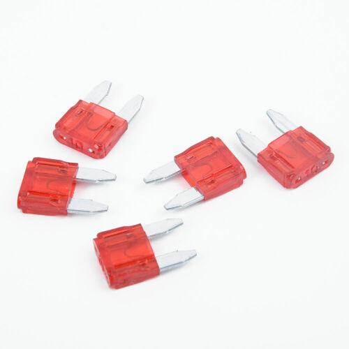 5XAdd-a-Circuit Fuse Tap Auto Mini Blade Piggy Back Fuse Holder ...
