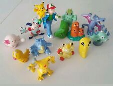 24 peices Pokemon Go Rare Pokemon Figures 2-3cm Toy Game Cake Topper Pikachu