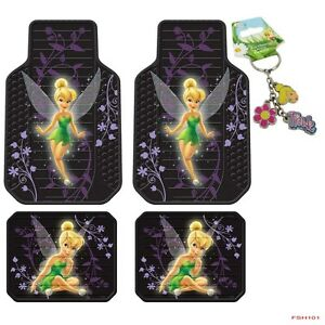 New Tinkerbell Mystical Purple Car Truck Suv Front Back