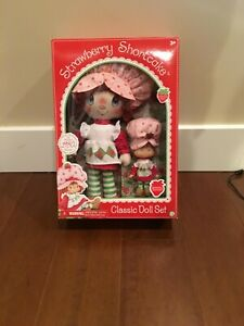 Retro Doll Basic Fun Strawberry Shortcake 35th Anniversary Soft