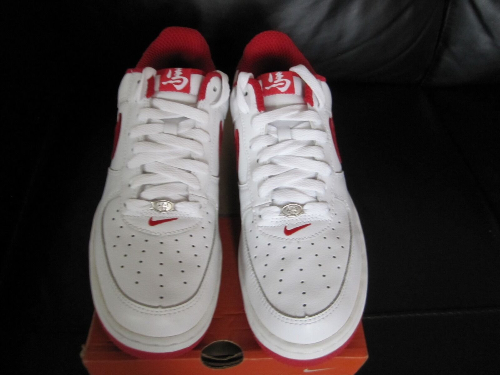 lowest price 0dd2f 174e9 ... coupon code for nike air force 1 year edition of the horse limited  edition year new