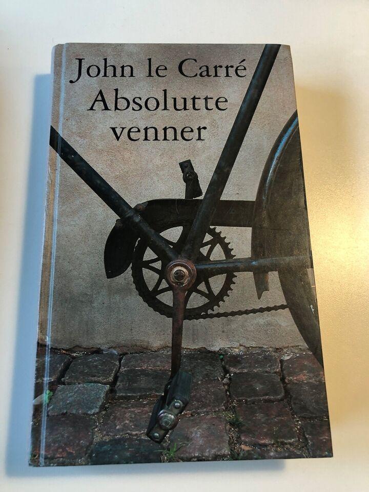 Absolutte venner, John Le Carré, genre: krimi og spænding