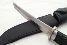 New Cold Steel Small SAN MAi Samurai Survival Fixed Knives 440A Blade Hunting