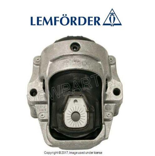 For Audi Q5 Passenger Right Engine Motor Mount OEM Lemfoerder 8R0 199 381 AB