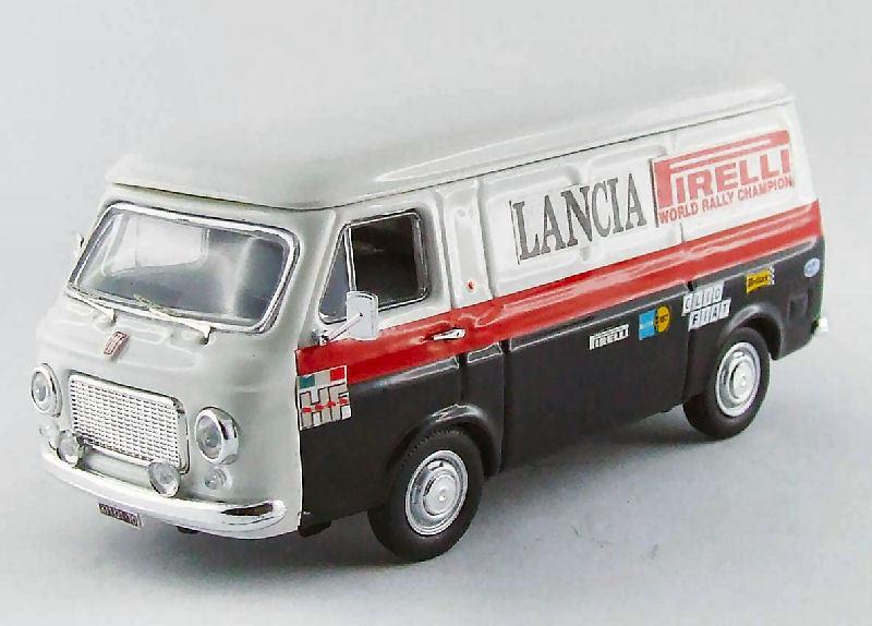 FIAT 238 ASSISTENZA LANCIA 1970 1:43 MODEL rio4407 Rio