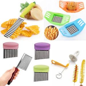 Stainless-Steel-Potato-Chip-Vegetable-Crinkle-Wavy-Cutter-Blade-Slicer-Knife