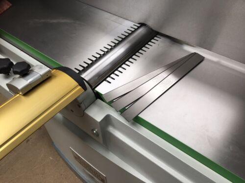 310x25x3mm HSS Nachschleifbare Hobel Messer für Düsen JPT310 3pcs 310253-3