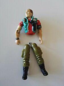 Gi-Joe Original Cobra Commander V3 1987  replacement parts and pieces,
