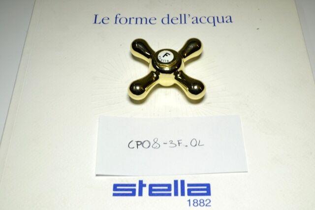 Ricambio maniglia M3 Roma con placca acqua frougeda Stella CP08-3F.OL