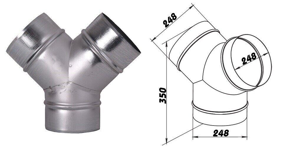 30 von Tie Drahtanker Aufh/änger f/ür Beton YZP 6Mm x 50mm