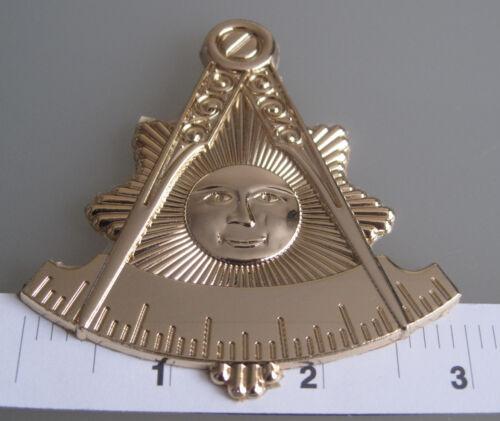 Masonic Past Master car Auto /& Multipurpose Emblem