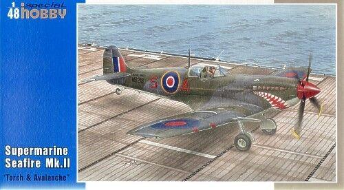Special Hobby 1 48 Supermarine Seafire Mk.II