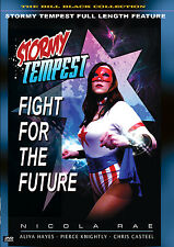 STORMY TEMPEST: FIGHT FOR THE FUTURE 85 MIN SUPERHEROINE FEATURE FILM!DVD