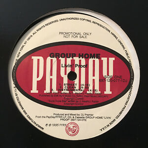 GROUP-HOME-LIVIN-039-PROOF-SUPA-DUPA-STAR-12-034-1995-RARE-DJ-PREMIER