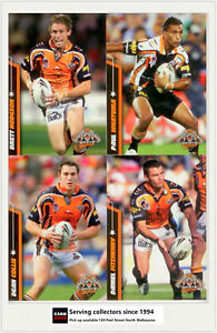 2007-Select-NRL-Champions-Card-Base-Team-Set-TIGERS-12