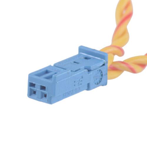 Universal 2 pol Y Harness Cable Splitter for BMW AC//Radio Trim Retrofit