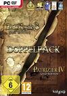 Port Royale 3 & Patrizier 4 Gold Bundle (PC, 2014, DVD-Box)